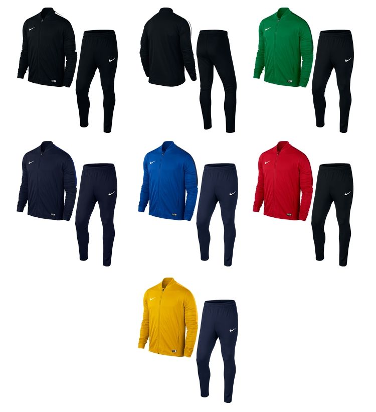32d046ccc01954 PG Sports Nike Academy 16 Knit Tracksuit (Junior)
