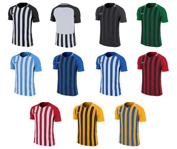 3395c840861 PG Sports Nike Striped Division III Jersey (S/S)